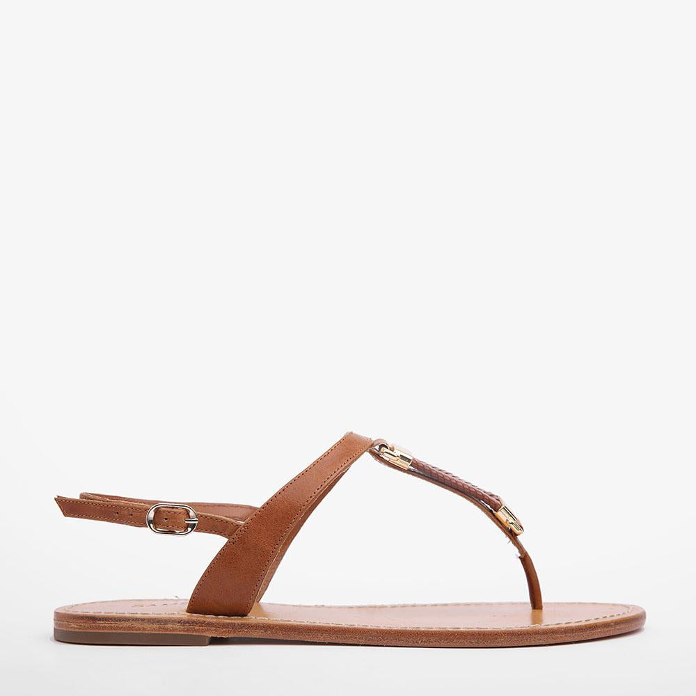 Heidi Fish Tail Sandal