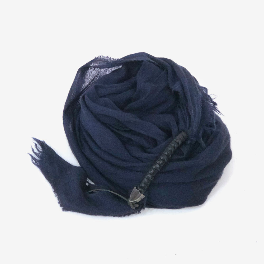 Hollywood Trading Company Swashy Scarf Navy