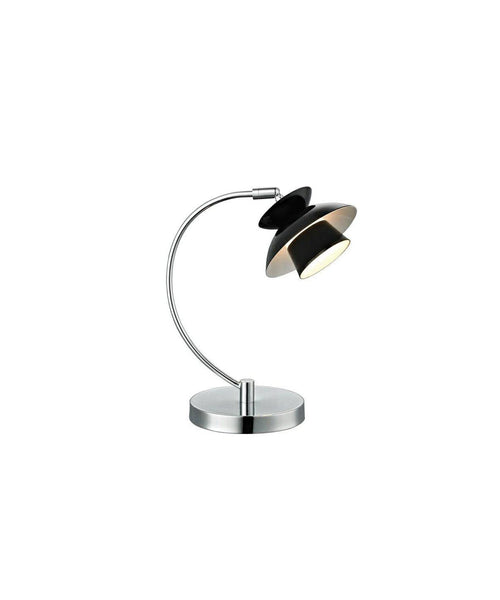 Halo Design Mini Dallas Bordlampe Sort