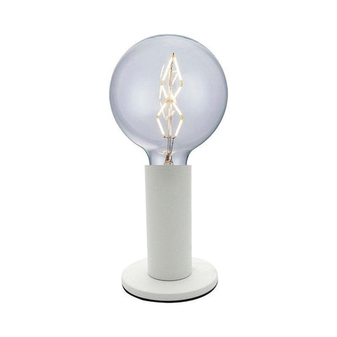 Halo Design Elegance Deco Bordlampe Hvid