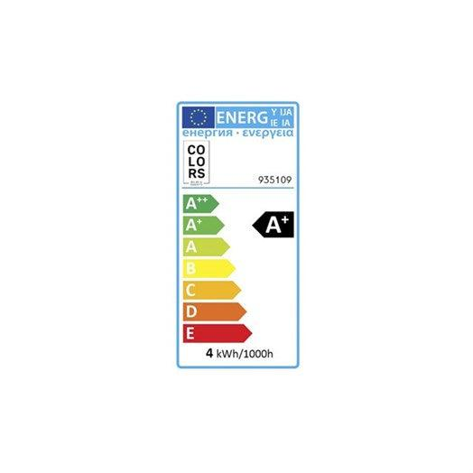 Colors LED Backlight Kerte (E14) Energiforbrug