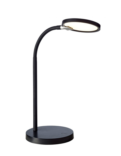 Nielsen C3 LED Bordlampe Sort
