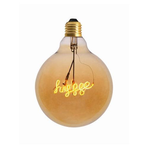 Halo Design Colors LED Hygge Globepære