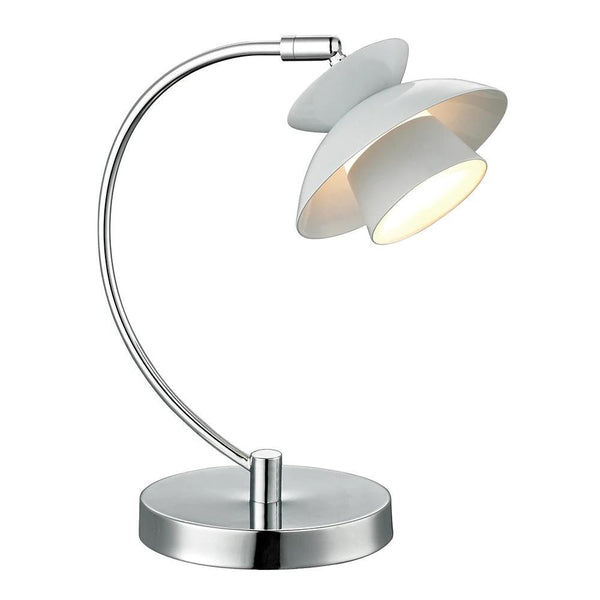 Halo Design Mini Dallas Bordlampe Hvid