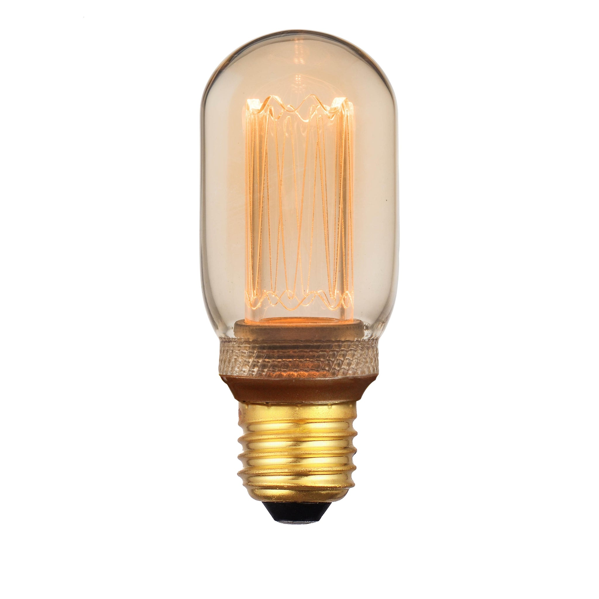 Colors LED Compact Amber E27 5W