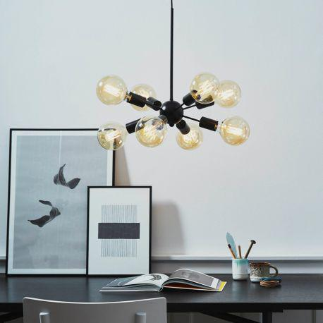 Frandsen Mega Junction Chandelier Sort