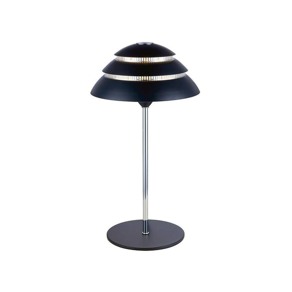 Bordlampe Krom Halo Design