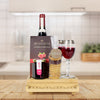 Raspberry & Cookies Wine Gift Basket