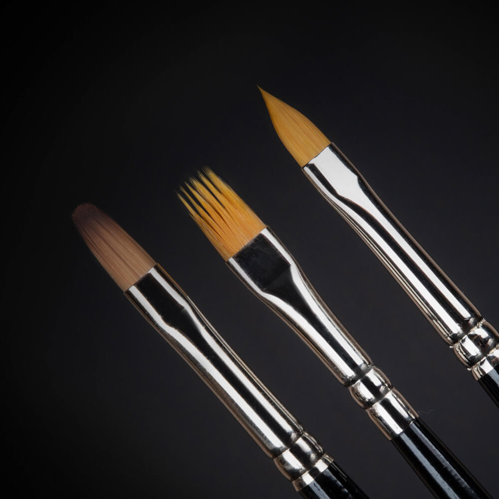 Nail brushes - NoliaShop