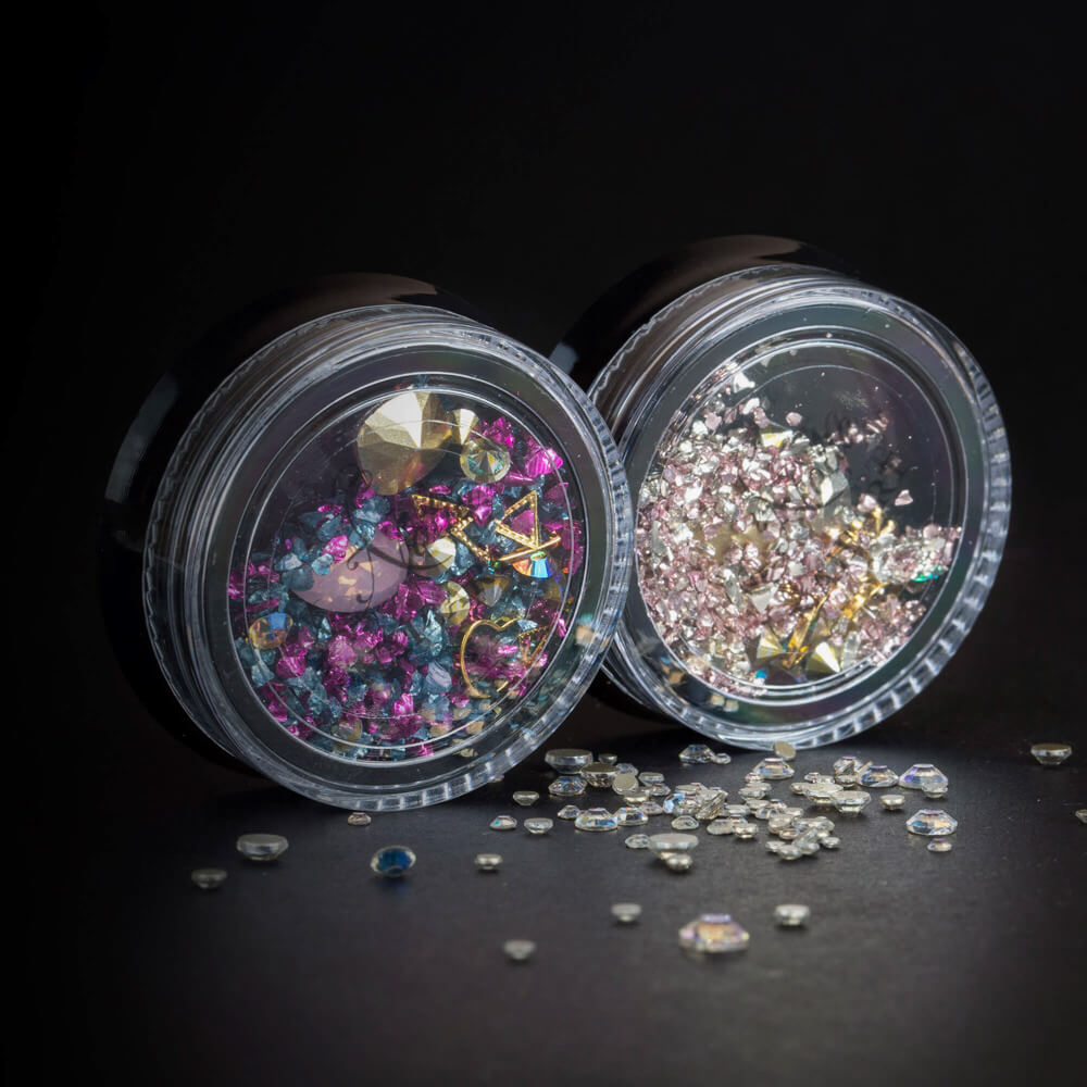Crystals rhinestones and mixes - NoliaShop