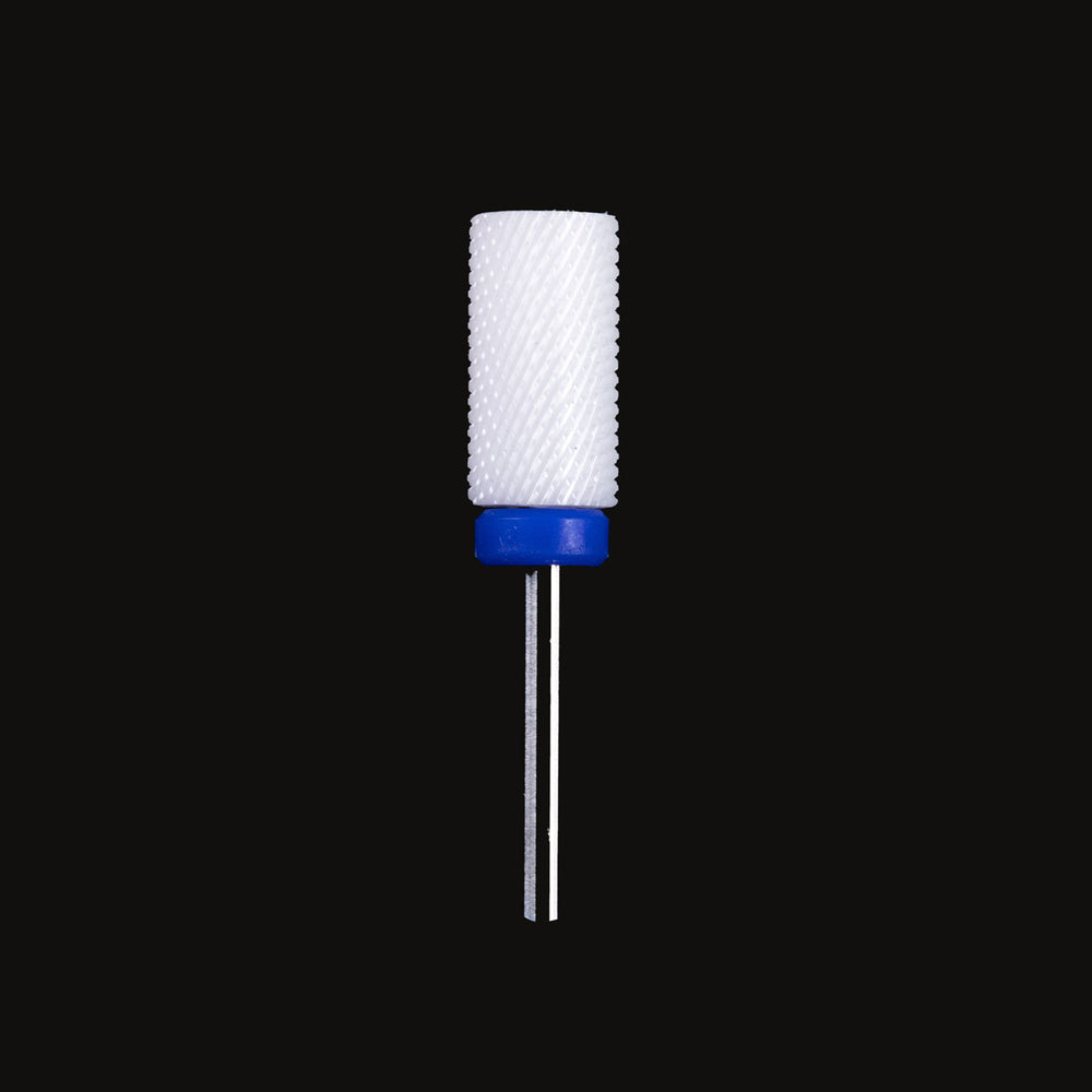 "Nail drill bit ""CERAMIC DRUM"" - BLUE"