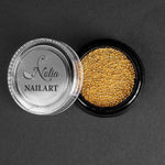 Caviar metallic GOLD - POT MIX