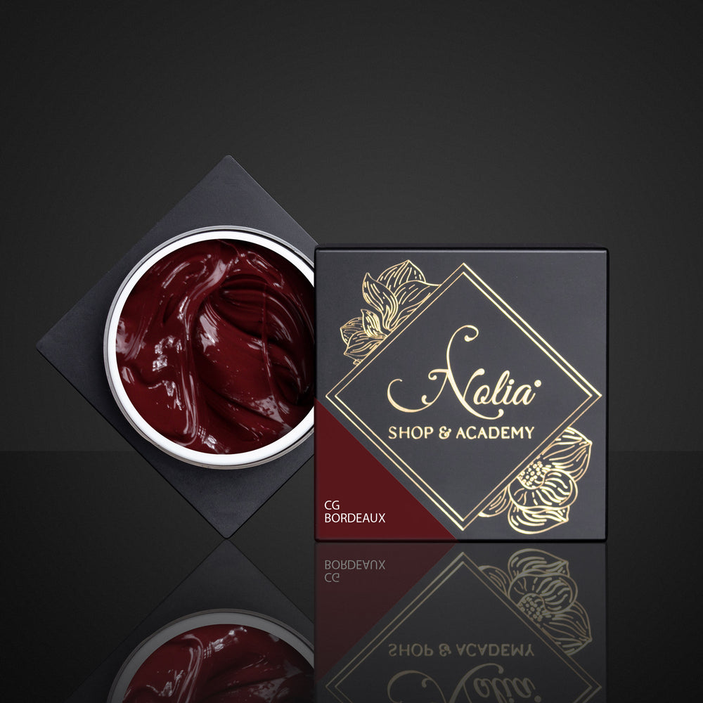 Creme Gel 5ml - Bordeaux