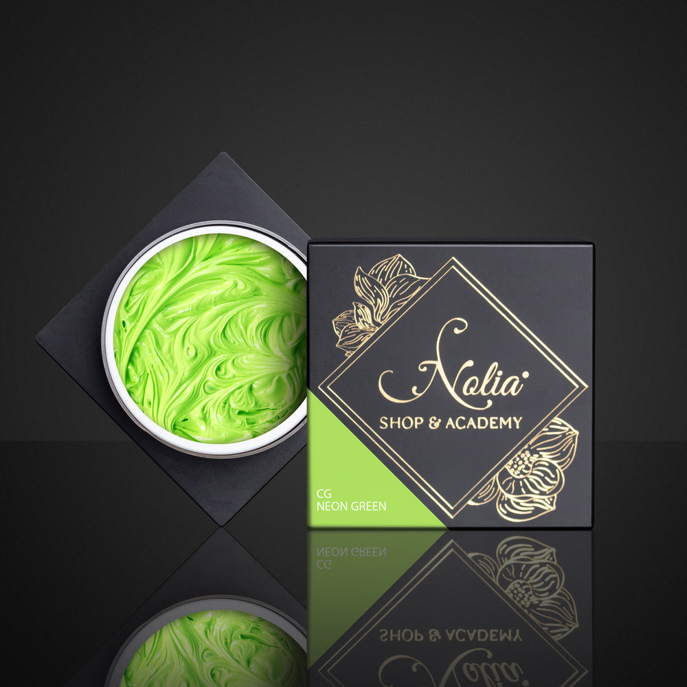 Creme Gel 5ml - Neon Green