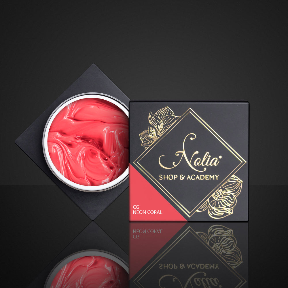 Creme Gel 5ml - Neon Coral
