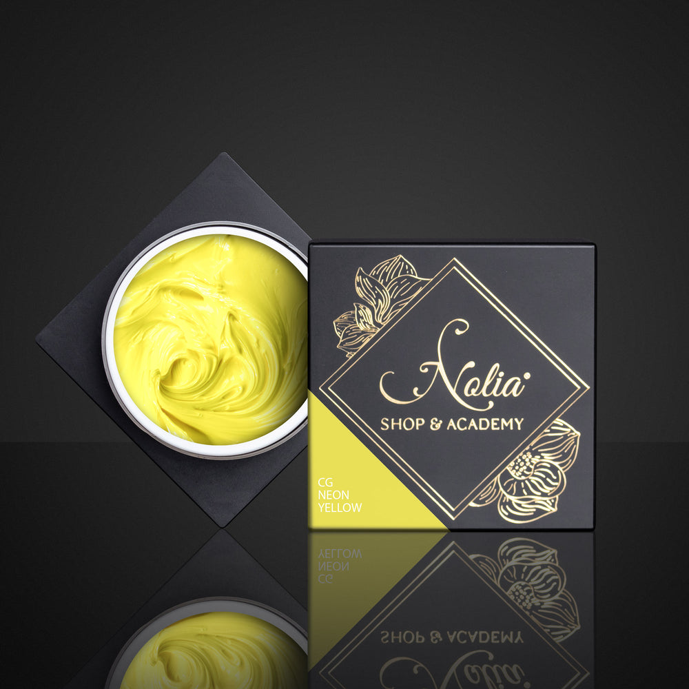 Creme Gel 5ml - Neon Yellow