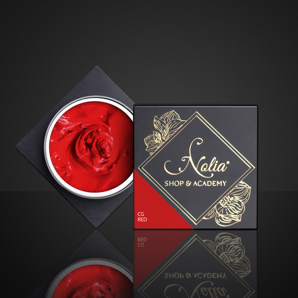 Creme Gel 5ml - Red