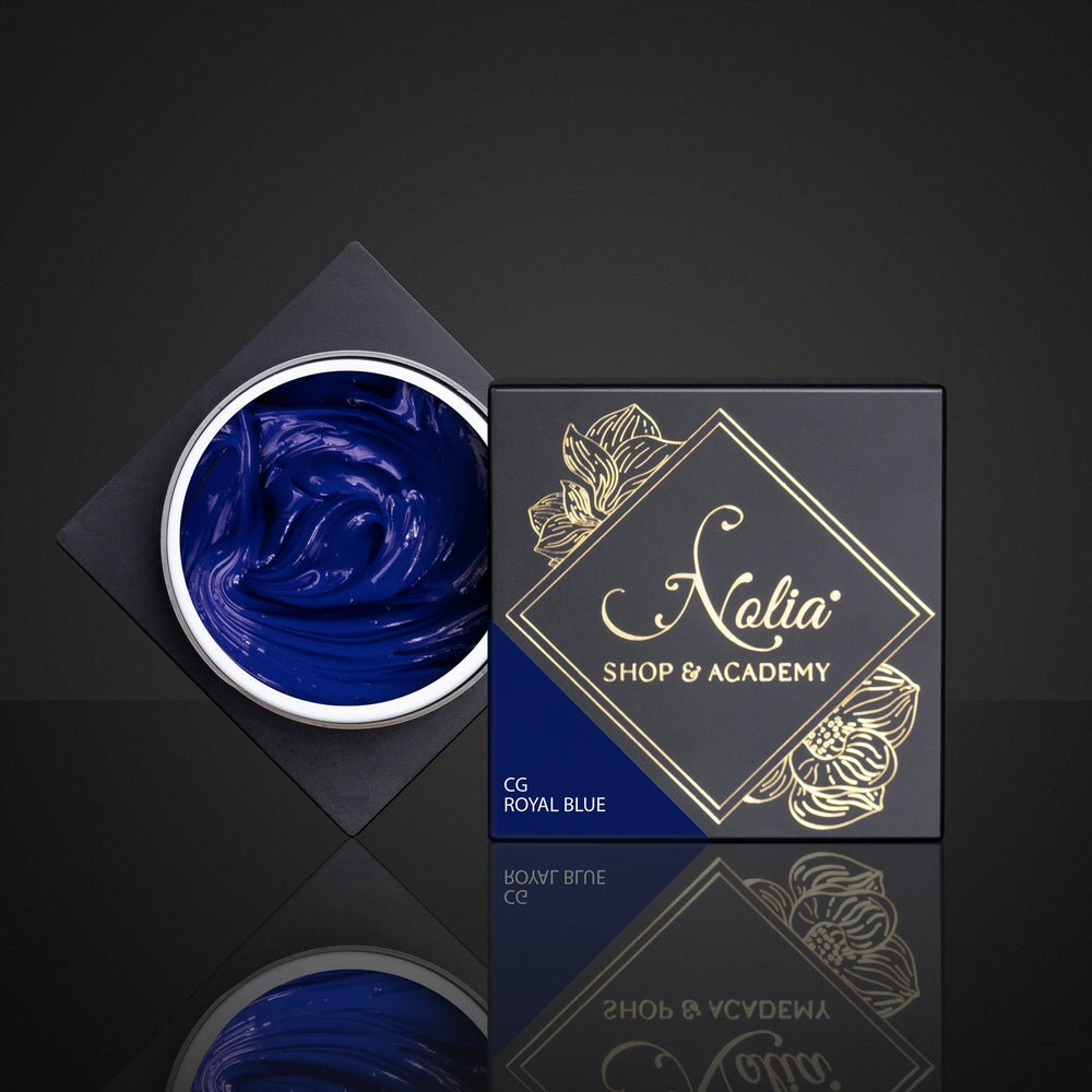 Creme Gel 5ml - Royal Blue