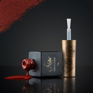 Gellack CT158 - CAT-EYE RED