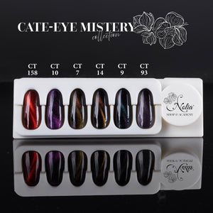 Gellack CT10 - CAT-EYE PURPLE