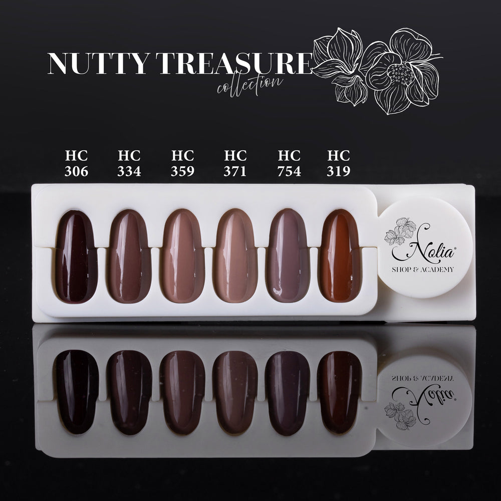 High Cover Gel  HC754 - CHOCOLATE MILK