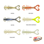 BERKLEY GULP MANTIS SHRIMP 3IN/8CM - 6PK