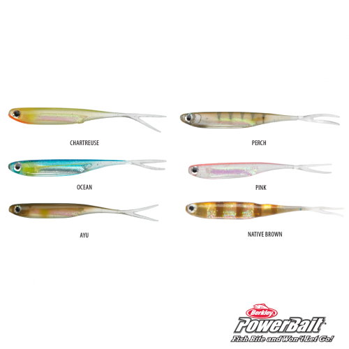 BERKLEY POWERBAIT DROPSHOT MINNOW