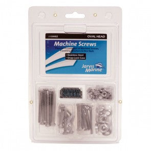 JARVIS MARINE MACHINE SCREWS KIT
