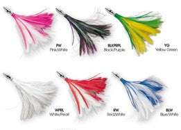 WILLIAMSON FLASH FEATHER RIGGED 5""