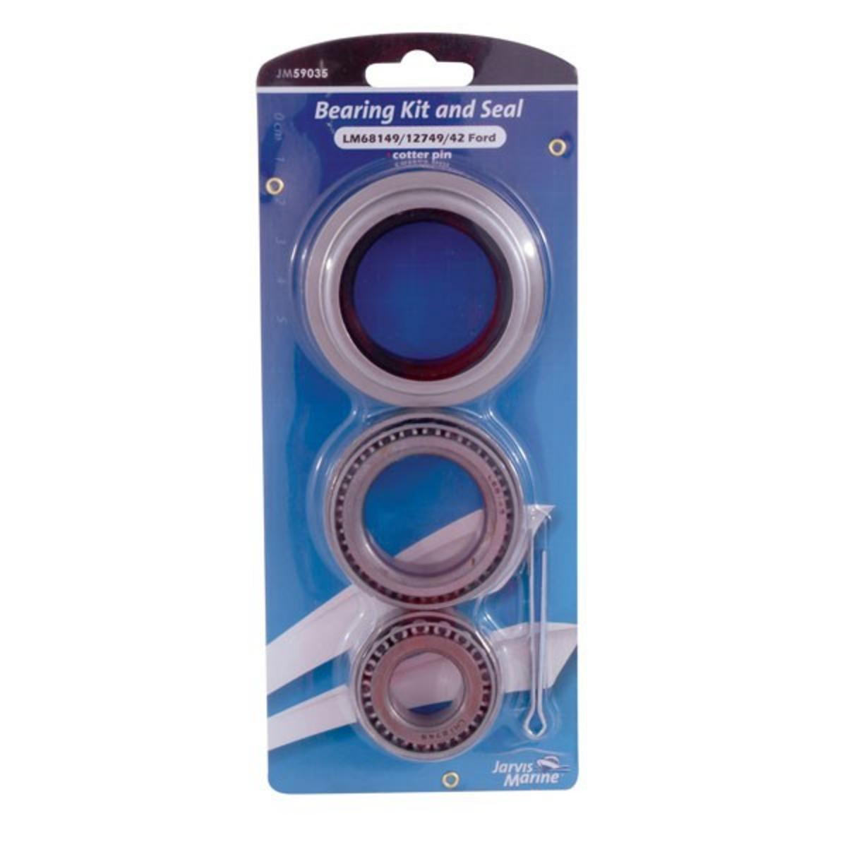 JARVIS MARINE BEARING KIT AND SEAL