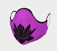 Load image into Gallery viewer, Your Only Limit Is Your Mind Purple Mask