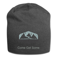 Load image into Gallery viewer, Adventure Come Get Some Wool Cap - charcoal gray