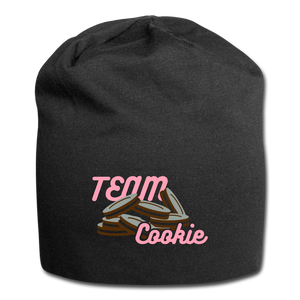 Team Cookie Wool Cap - black