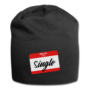 Hello I'm Single - black