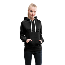 Load image into Gallery viewer, Infinti Love Women's Premium Hoodie - charcoal gray