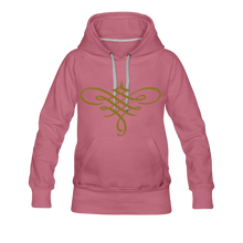 Load image into Gallery viewer, Ornament Women's Premium Hoodie - mauve