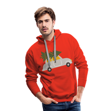 Load image into Gallery viewer, Men's Premium Hoodie - red