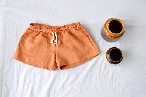 Dusty Short - Terracotta
