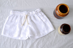 Dusty Short - White