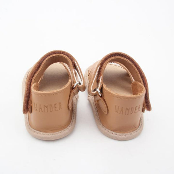 The Rome Sandal - Maple