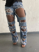 "Load image into Gallery viewer, Custom ""Eve"" Jeans"