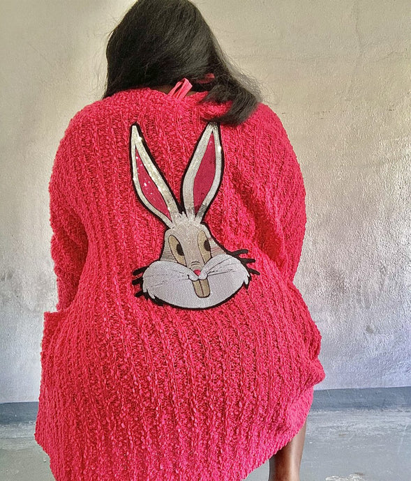 """Sparkle from Behind"" Cardigan"