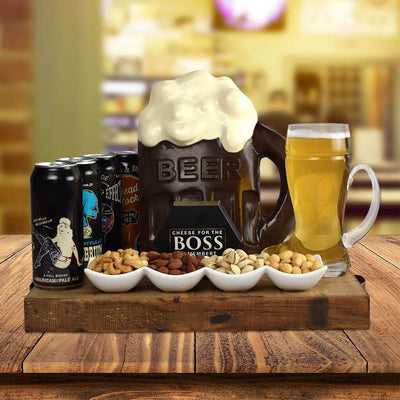 """Beertastic Celebration"" Father's Day Gift Basket"