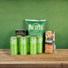St. Patrick's Day Craft Beer & Snacks Basket