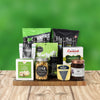 St. Patty's Beer & Snacks Basket