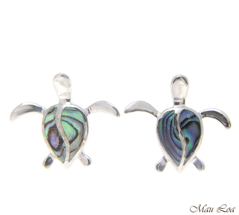 Earrings - Abalone Collection