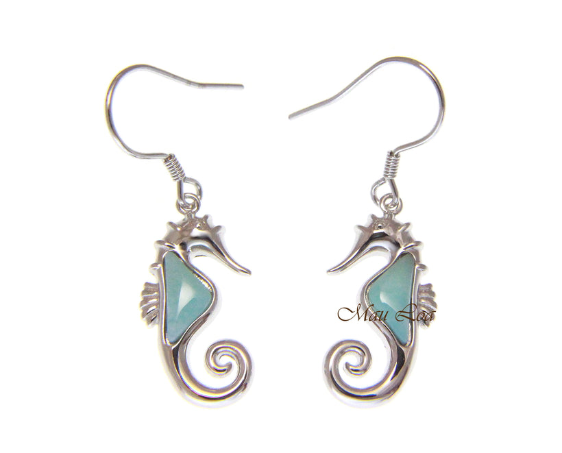 Earrings - Larimar Collection