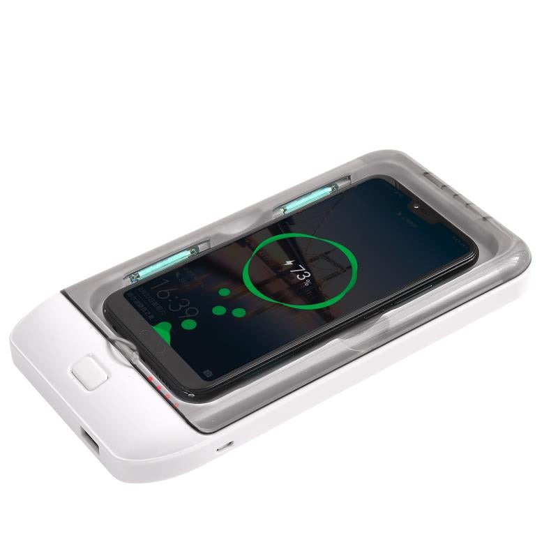UV Light Compact Phone Sterilizer - CleanVirus