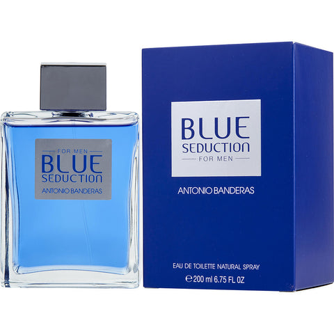 Blue Seduction Cologne By ANTONIO BANDERAS FOR MEN