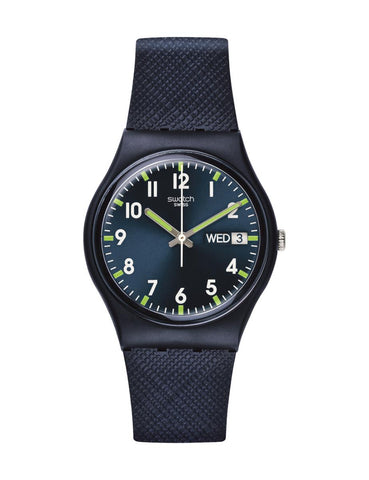 SWATCH Sir Blue- GN718